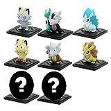 Takaratomy 4904810889199 Pokemon Moncolle Get Vol.7 Nankoku No Koyuushu Action Figures (Random Box Set of 8)