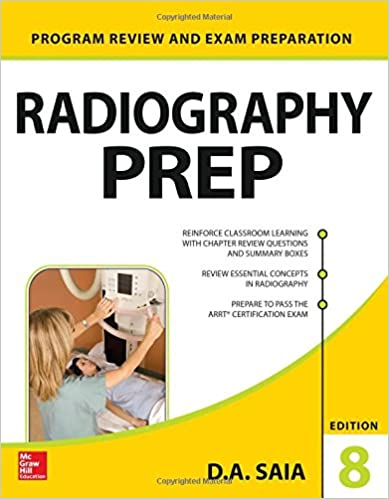 Radiography PREP (Program Review and Exam Preparation), 8th Edition PDF Free download
