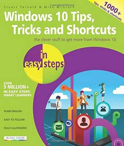Windows 10 Tips, Tricks and Shortcuts in Easy Steps Pdf