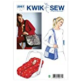 Best General Edge Car Seat Covers - Kwik Sew K2997 Baby Car Seat Cover Review