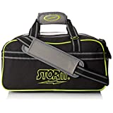 Storm 2 Ball Tote Black/Gray/Lime