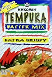 Kikkoman, Extra Crispy Tempura Batter Mix, 10oz Box (Pack of 4) by Kikkoman