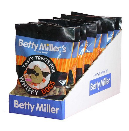 Betty Millers Betty Miller Whiffy Dogs 100G X 8