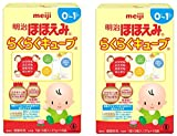 meiji(メイジ) ほほえみらくらくキューブ 432g