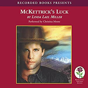 McKettrick's Luck Audiobook
