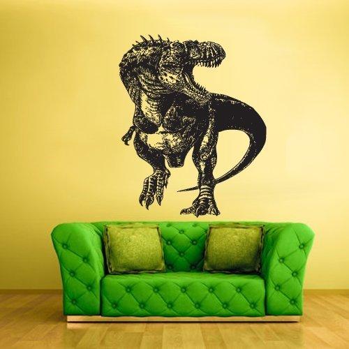 T-rex Mural - 6