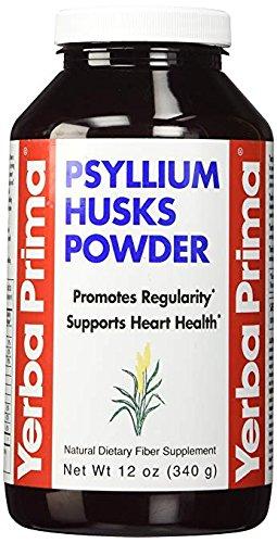 Yerba Prima, Psyllium Husks Powder, 3 Pack (12 oz (340 g)) Health Enhancing Products by Unknown