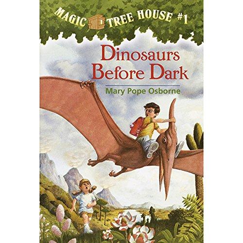 Bargain Audio Book - Magic Tree House  Book 1  Dinosaurs Befor