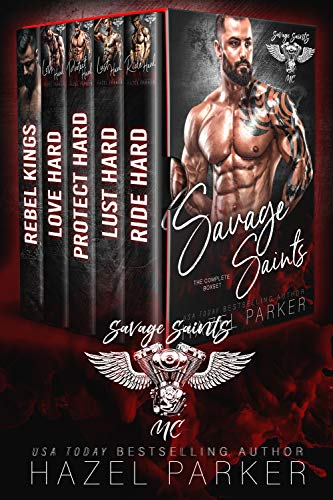 Savage Saints MC Series: The Complete Box Set