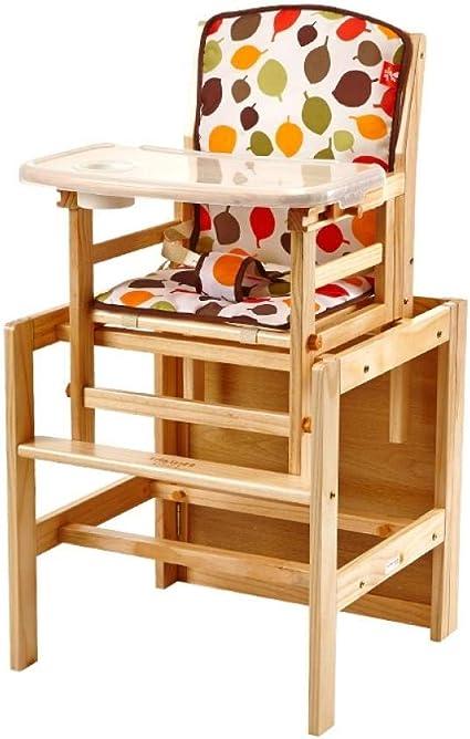 Silla de comedor para niños, grande y cómoda, para bebés Comedor ...
