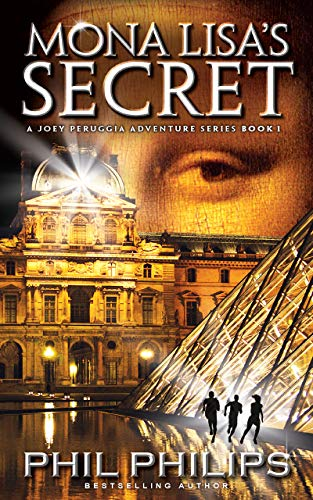 Mona Lisa's Secret by Phil Philips ebook deal