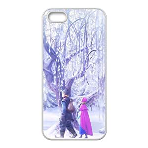 Frozen Princess Anna and Kristoff Cell Phone Case for Iphone 5s
