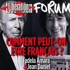 Comment peut-on être français ? Rede