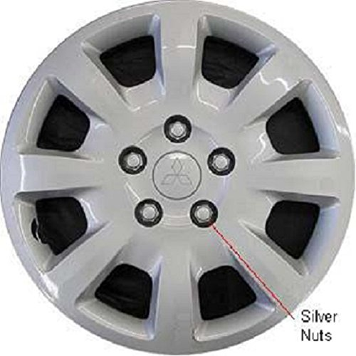 Mitsubishi Galant Single (Genuine MITSUBISHI SINGLE Wheel Cover 4252A072HA Galant 2006 2007 2008 2009 2010 2011 2012)