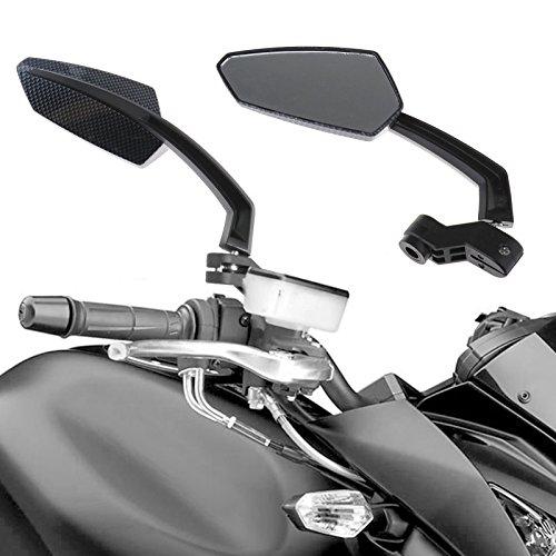 Motorbike Wing Mirrors - 6