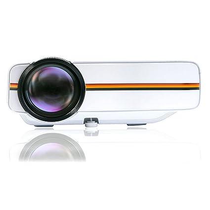 Amazon.com: yg400 LED Mini proyector portátil 1200 ...