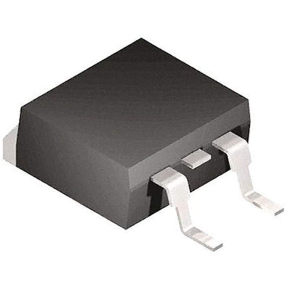 MOSFET; Power; P-Ch; VDSS -55V; RDS(ON) 0.06Ohm; ID -31A; D2Pak; PD 110W; VGS +/-20V, Pack of 20