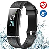 Fitness Tracker AISIRER Color Screen Smart Bracelet with Heart Rate Monitor Watch Sleep