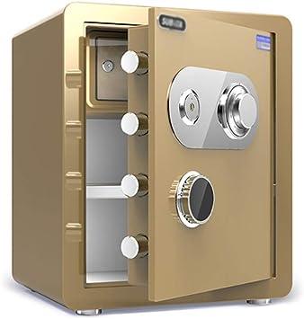 XSJZ Caja Fuerte Cajas Fuertes, 45 Cm Pequeñas En El Gabinete ...