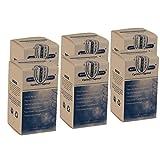 Micronized Cycloastragenol 99%+ |Propietary 200%+ Forluma | 5mg, 30 Vegetarian Capsules, 6 bottles