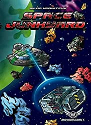 Space Junkyard Board Game