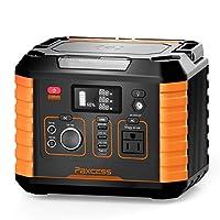 Portable Camping Generator, 330W/78000mA...