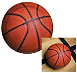 Basketball Sports Fanatic Dessert Napkins & Plates Party Kit for 8