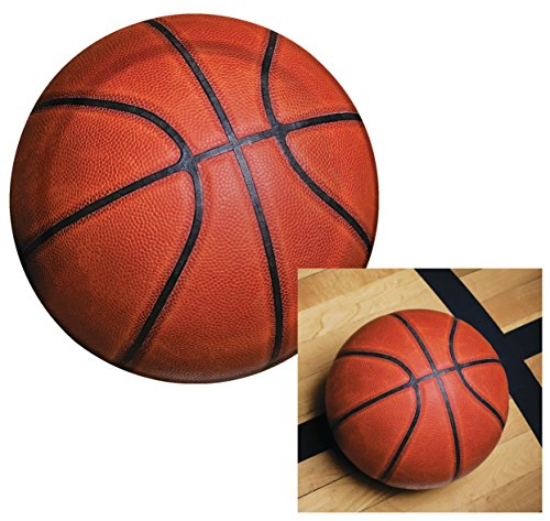 Basketball Sports Fanatic Dessert Napkins & Plates Party
