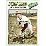 1977 Topps #82 Jim Rooker PITTSBURGH PIRATES (Nrmt)