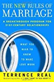 img - for The New Rules of Marriage: What You Need to Know to Make Love Work by Real, Terrence (1/30/2007) book / textbook / text book