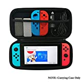 Hard Carrying Case for Nintendo Switch, FastSnail Nintendo Switch Shell Travel Case