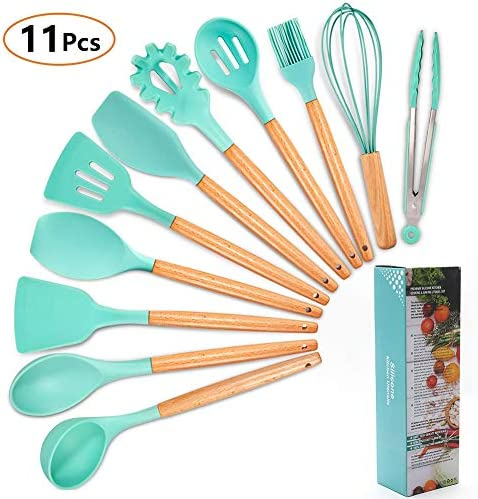 Silicone Cooking Utensils Kitchen Utensil