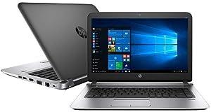 """HP ProBook 440 G3 14"""" 1366x768 Laptop, Intel Core i5-6200u 2.3GHz, 8 GB DDR4 RAM, 256 GB SSD, Win 10 Home x64 (Renewed)"""