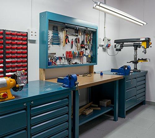 Hyperikon LED Shop Light, 4ft Utility Garage Light 38W