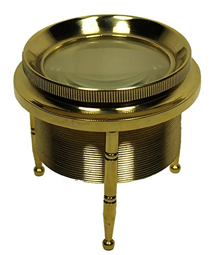 Brass Chart Magnifier 2