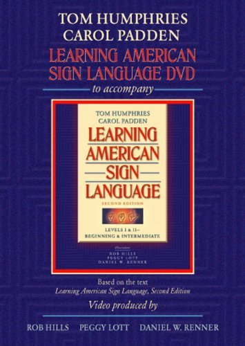 By Tom L. Humphries - Learning American Sign Language DVD: 2nd (second) Edition