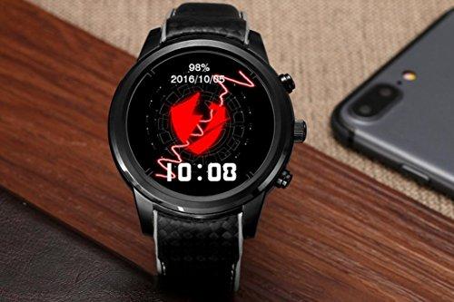 Boofab LEMFO LEM5 Smart Watch,1.39