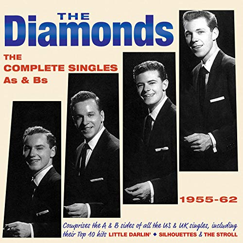 Price comparison product image Diamonds - Complete Singles As & Bs 1955-62
