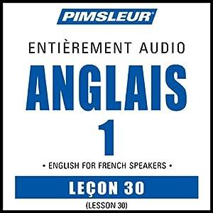 ESL French Phase 1, Unit 30 | Livre audio
