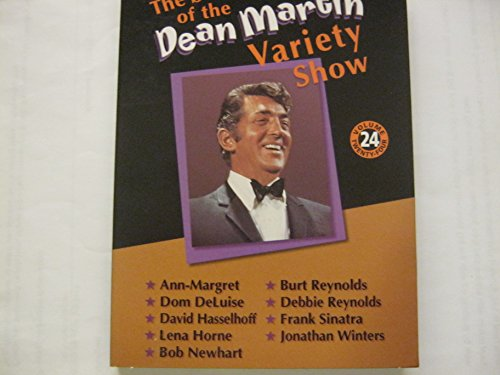 Greg Garrison Presents The Best of the Dean Martin Variety Show - Volume 24