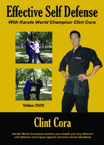 Effective Self Defense With Karate World Champion Clint Cora