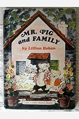 Mr Pig & Family Hoban Hardcover