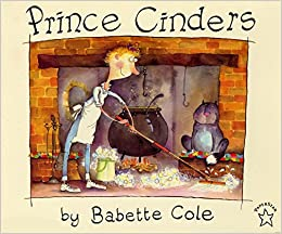 Image result for prince cindersbook