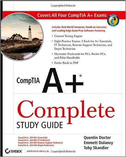 Comptia A+ Practice Exams Pdf