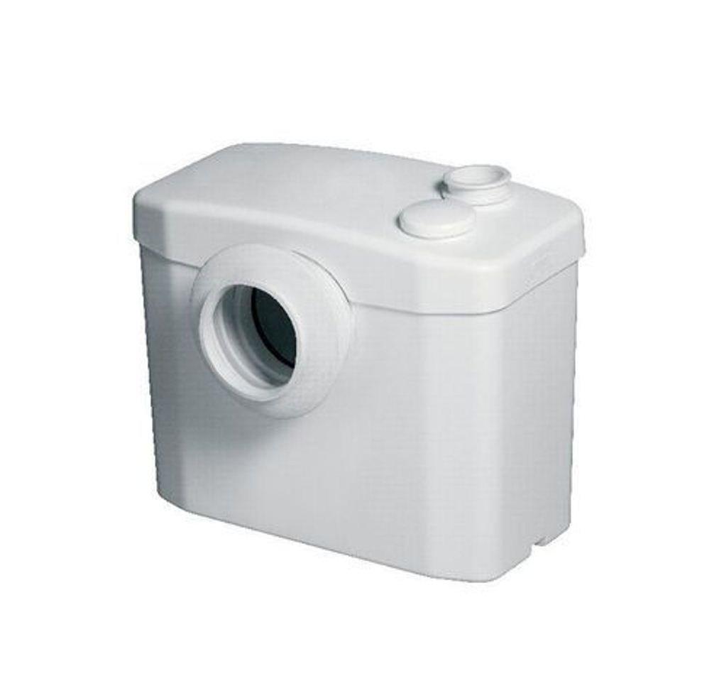 SFA 0001 Sanibroyeur pour WC (Blanc)
