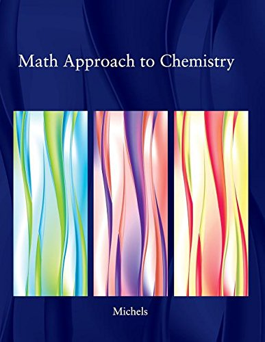Math Approach to Chemistry