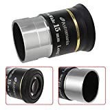 Astromania 1.25'' 15mm 66-degree Ultra Wide Angle Eyepiece for Telescope