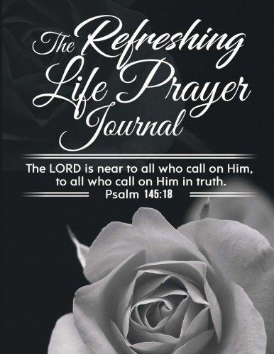 The Refreshing Life Prayer Journal