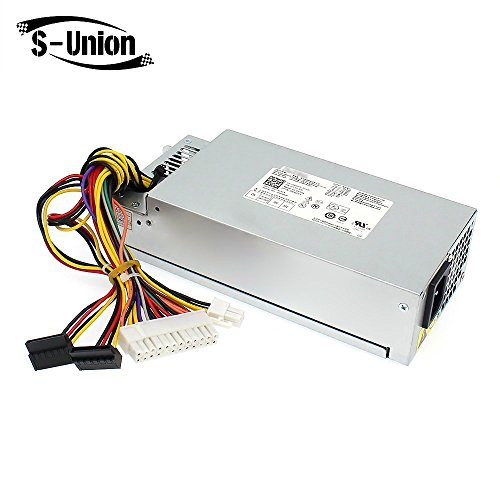 S-Union 220W Power Supply Compatible for Dell Inspiron 3647 660s Acer X1420 X3400 eMachines Gateway Series Delta DPS-220UB A Liteon H220AS-00 L220AS-00 L220NS-00 PS-5221-03DF R82HS 650WP FXV31 ()