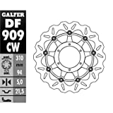 08-12 HONDA ST1300ABS: Galfer Floating Wave Brake Rotor - Front (10)